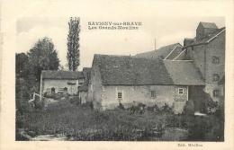 CPA SAVIGNY SUR BRAYE - France