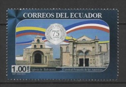 Ecuador (2013) - Set - /  Building - Architecture - Church - Cathedral - Kerken En Kathedralen