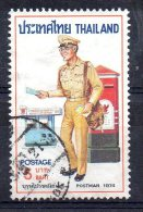 """Thailande ; Thailand ; 1976 ; N°Y : 791; Ob , ; """"  Facteur 1974 """"; Cote Y: 2.50 E. - Thaïlande"""