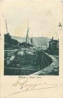 Ref A108- Espagne - Bilbao -diques Secos - Carte Bon Etat  - - Non Classés
