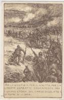 Cartolina Postale Italiana In Franchigia-Timbro 13^ Corpo D'Armata, Stato Maggiore - 1900-44 Victor Emmanuel III