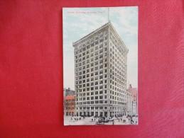 Texas > Houston Carter Building  1914 Cancel  Ref 1232 - Houston