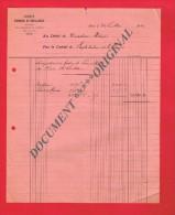 Calvados - SOCIETE NORMANDE DE METALLURGIE - Carrières De CASTINE & DES AUCRAIS ...( Pierre à Chaux...) - France