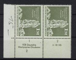 DDR Michel No. 1882 ** postfrisch DV Druckvermerk