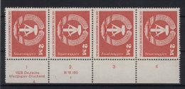 DDR Michel No. 1900 ** postfrisch DV Druckvermerk