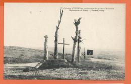 N14/ 004, Calvaire D' Esnes Au Croisement Des Routes D'Avocourt, Malaucourt Et Esnes Calvary, 77,  Non Circulée - Altri Comuni
