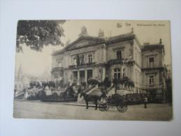 AK / Bildpostkarte 1917 Spa Etablissement Des Bains 1. WK Feldpost Verlag Nels / Ern. Thill, Bruxelles - Spa