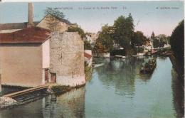 MONTARGIS 42 LE CANAL ET LA VIEILLE TOUR - Montargis