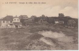 De Panne       Groep Villas In De Duinen         Scan 6913 - De Panne