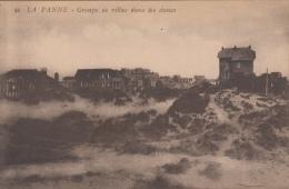 De Panne   Groep Villas In De Duinen           Scan 6924 - De Panne