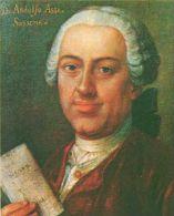 @@@ MAGNET - GERMAN COMPOSER - Johann Adolph Hasse - Pubblicitari