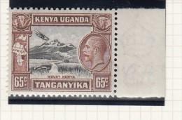 KING GEORGE V - 1935 - Kenya, Uganda & Tanganyika