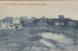 De Panne   Groep Villas In De Duinen        Scan 6939 - De Panne