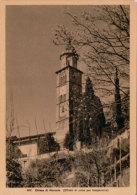 Morcote Chiesa Effeto Di Notte Per Trasparenza (402) - Contre La Lumière