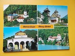 OVCAR BANJA- MANASTIR, Orthodox Monastery - Serbia