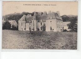 SAINT MAUDEZ - Château De Thaumatz - Très Bon état - Autres Communes