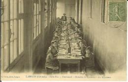CPA  LANGON, Villa Pax, Pensionnat, Domaine De Cabanieu, Le Réfectoire  9336 - Langon