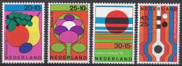 Nederland - Zomerzegels 1972 - Postfris/MNH -NVPH 1003-1006 - Periode 1949-1980 (Juliana)