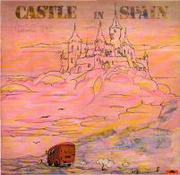 * LP *  C.C.C. INC - CASTLE IN SPAIN (Holland 1973)  CCC INC. - Country En Folk