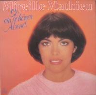 * LP *  MIREILLE MATHIEU - SO EIN SCHÖNER ABEND (Germany 1979) - Vinylplaten