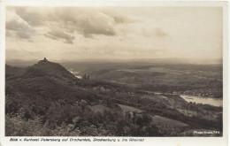 Drachenfels. (Konigswinter - Canterbury, England  26.8.34) - Drachenfels