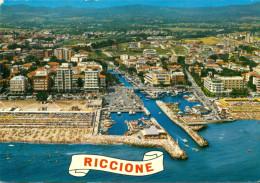 Riccione - Veduta Aerea E Darsena - Italie