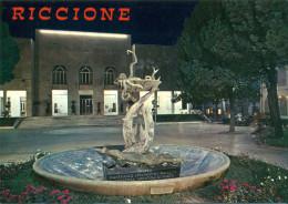 Riccione - Palazzo Del Turismo (Notturno) - Italie
