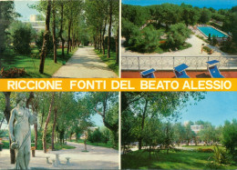 Riccione Fonti Del Beato Alessio - Multi Views - Italie