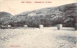 34 - Agel - Passerelle Sur La Cesse - France