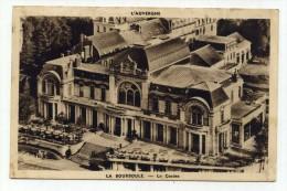 CP , 63 , LA BOURBOULE , Le Casino - La Bourboule
