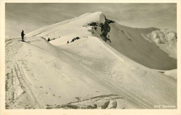 Allemagne - Sports D'hiver - Ski - Skieur - Bavière - Oberstorf - Fellhorn  2038m B. Oberstdorf I. Bayr. Allgäu - Oberstdorf