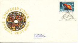 Papua New Guinea FDC 4-6-1980 National Census Complete Set With Cachet - Papouasie-Nouvelle-Guinée