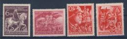 Deutsches Reich Michel No. 907 - 910 ** postfrisch Jahrgang 1945 komplett