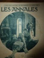 1919 :Alsace-Lorraine;HANSI; Haguenau; Odéon Et Incendie; Origines Du Pantalon Rouge; VERLAINE; Oeuvre Du Vieux Vêtement - Journaux - Quotidiens