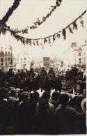Ancienne Photo Procession à Tournai Saint Eleuth... - Lieux