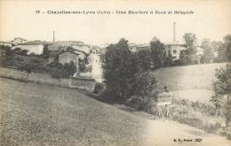 CPA CHAZELLES SUR LYON - Other Municipalities