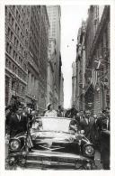 J.F.Kennedy Mit Jacky Im Auto Durch New York Am 5 Sept. 1960 - Cornell Capa-Magnum, Fotokarte Format 15 X 10 Cm - Politische Und Militärische Männer