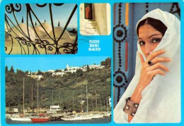 TUNESIEN - SIDI BOU SAID - Sondermarke - Tunisia