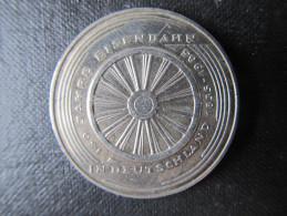 5 DM Silber 150 Jahre Eisenbahn //  V8306 - [ 7] 1949-… : FRG - Fed. Rep. Germany