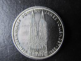 5 DM Silber Kölner Dom Y //  V8305 - [ 7] 1949-…: BRD