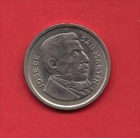 ARGENTINA, 1956, Circulated Coin XF, 50 Centavos Nickel Clad Steel KM24, C1871 - Argentinië
