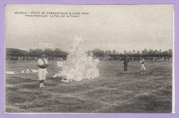 14 - BAYEUX -- Fêtes De Gymnastique ( 4 Juillet 1909 --  Poses Plastique - Bayeux