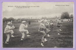14 - BAYEUX -- Fêtes De Gymnastique ( 4 Juillet 1909 -- La Gavotte Des Pierrots - Bayeux