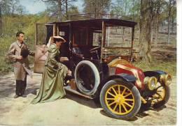 TAXI RENAULT 1908 - D10 - Taxi & Carrozzelle