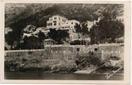 "Real Photo Postcard, Villa ""Argentina"", Dubrovnik (Ragusa) Ploce, Jugoslavien (ref.# 125se) - Croatia"