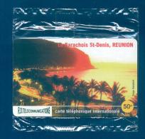 "REUNION: REU-07 ""La Barachols St-Denis"" 50FF (2.000ex) SEALED - Reunion"