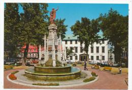 Quebec, Le Monument De La Foi (1615) - Quebec