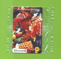 "REUNION: REU-08 ""Seasonal Fruits"" 50FF (1.000ex) SEALED - Reunion"