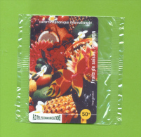 "REUNION: REU-08 ""Seasonal Fruits"" 50FF (1.000ex) SEALED"