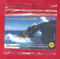 """REUNION: REU-11 """"The South And Its Waves"""" 50FF (2.000ex) SEALED"""